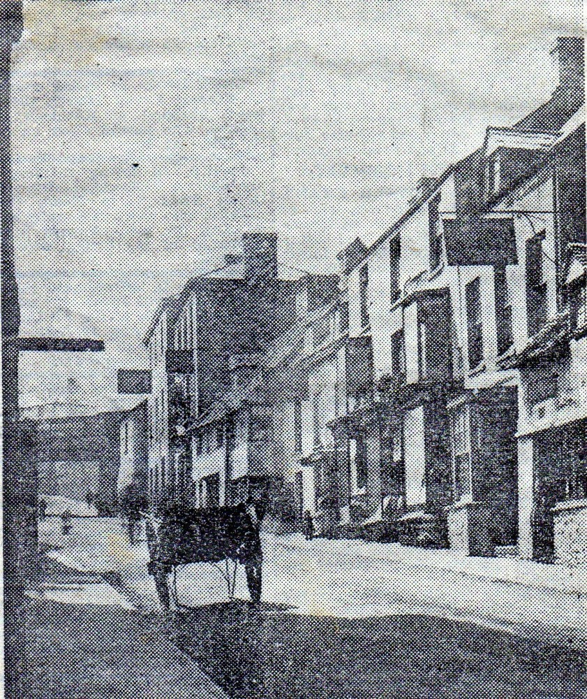 Murder at the Parrot Inn and some old photographs of Pontypool (5/5)