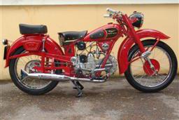 MOTO GUZZI AIRONE 250 1949