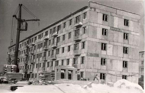 Общий вид / Нефтегорск / Исторические фото / Старый Сахалин