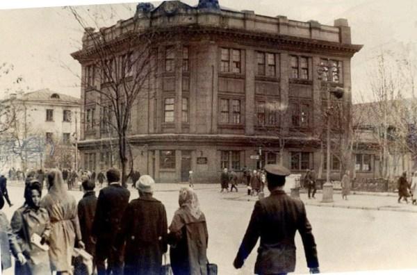Океан / Южно-Сахалинск / Исторические фото / Старый Сахалин