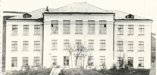 Школа 3 / Шахтерск / Исторические фото / Старый Сахалин