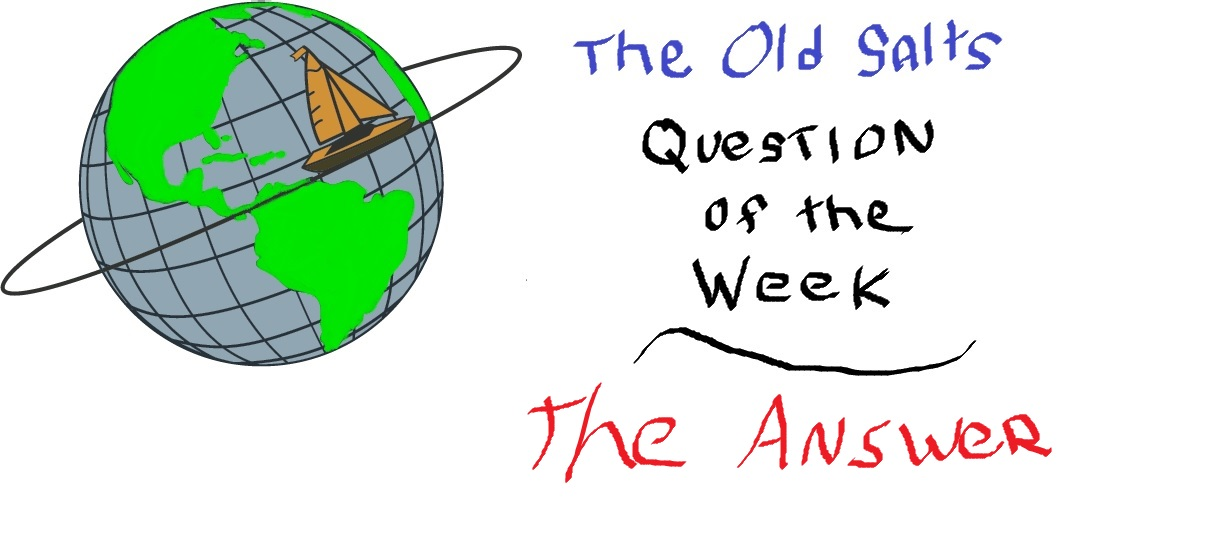 Answer to Question of the Week #11