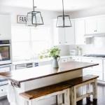 Diy Kitchen Benches Budget Kitchen Ideas Farmhouse Style