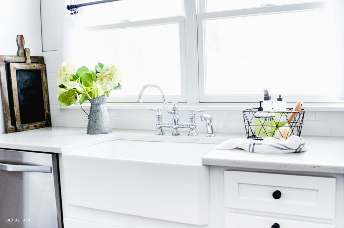 farmhouse sink pros and cons two years
