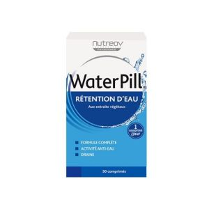 Nutreov Water Pill Water Retention – 30 pills –