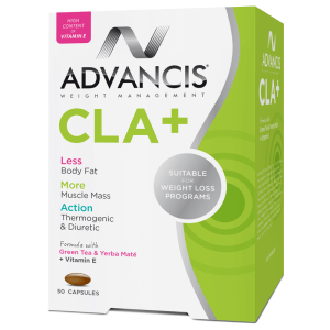 Advancis CLA+ – 50 Caps –
