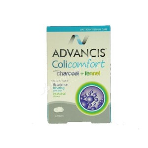 Advancis ColiComfort – 45 Tablets –