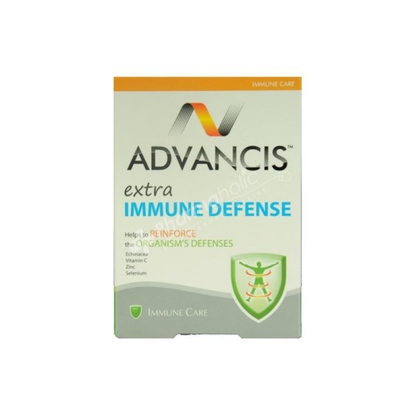 Advancis ExtraI Immune Defense – 4 x Effervescent Tablets –
