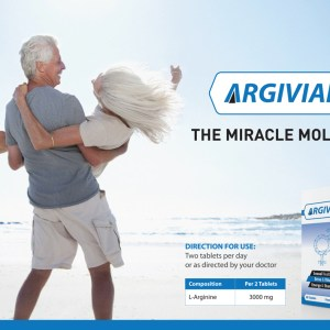 Med-Vial Argivial – 60 Tablets –