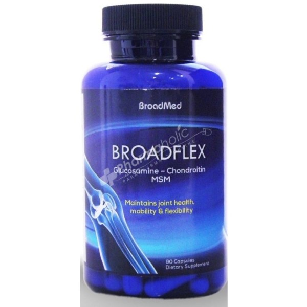 BroadMed BroadFlex – 90 capsules –