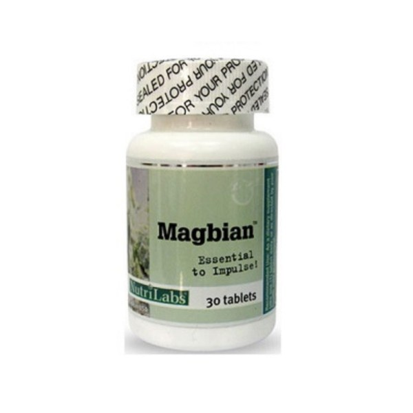 Nutrilabs Magbian – 30 tablets –