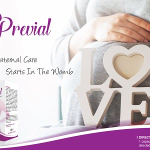 Med-Vial Previal DHA – 30 Capsules –
