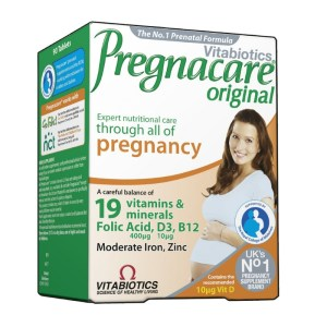 Vitabiotics Pregnacare Original – 30 Tablets –