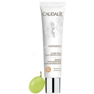 Caudalie Vinoperfect Radiance Tinted Moisturizer Broad Spectrum SPF20 Light -40ml-
