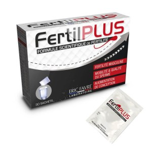 fertilPlus – 30 sachets – by Eric Favre Laboratoire