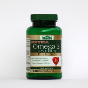 Marinas Extra Omega 3 -100 Soft Gels –
