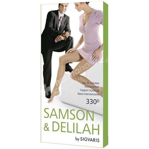 Sigvaris Samson & Delilah Support Stockings -Calf