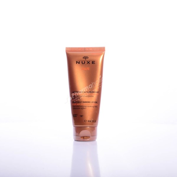 Nuxe Sun Silky Self-Tanning Lotion -100ml-
