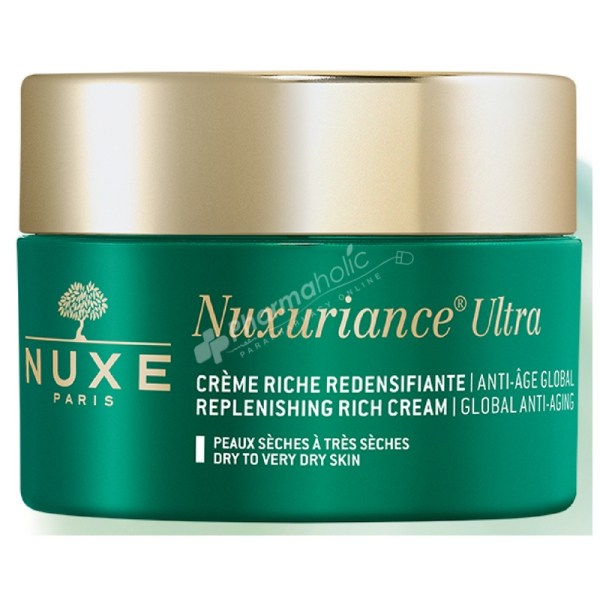 Nuxe Nuxuriance Ultra Repleneshing Rich Cream-50ml-