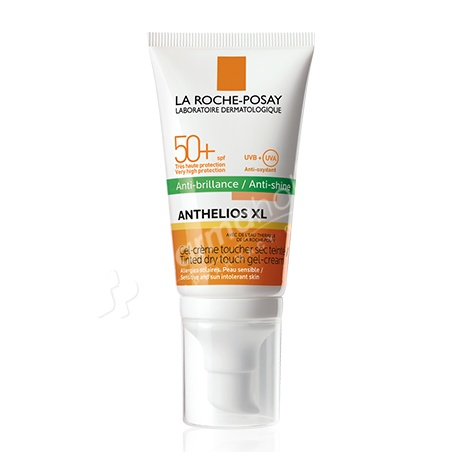 La Roche-Posay Anthelios XL Anti-Shine Tinted Dry Touch Gel-Cream SPF50+ 50ml