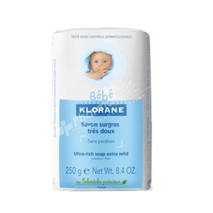klorane Baby Ultra-rich soap 250g