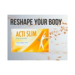 Acti Slim – 60 Tablets –