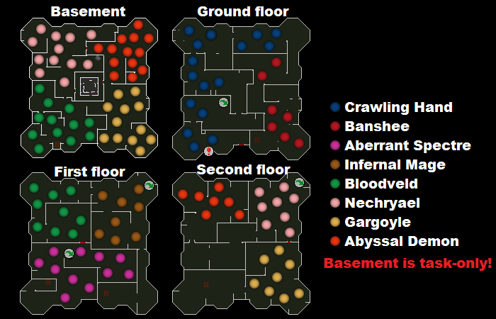 Slayer Tower Osrs Wiki