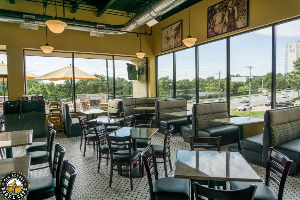 Even More Dining Room - Old School Bagel - South Tulsa (6805 S Yale Ave Tulsa, OK 74133)