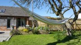 Bed and Breakfast in Eccleshall: Hammock Time!