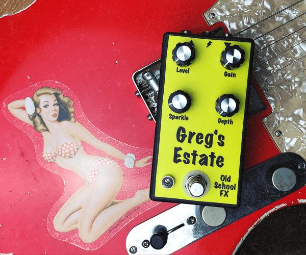 Greg's Estate