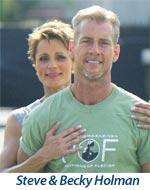 Steve & Becky Holman