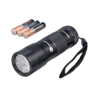 TaoTronics TT-FL001 UV Flashlight Black light