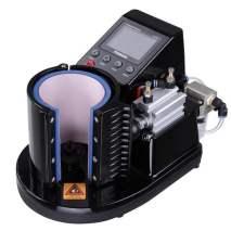 Yescom Automatic Pneumatic Mug Heat Press