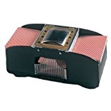 1 to 2 Deck Automatic Playing Card Shuffler