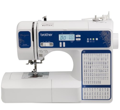 Brother Designio Series DZ2400 Computerized Sewing