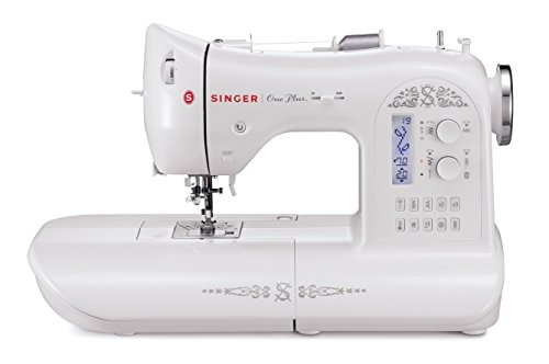 SINGER 1+ One Plus 221-Stitch Computerized Sewing Machine