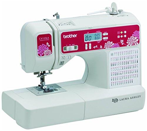 Laura Ashley Limited Edition CX155LA Computerized Sewing