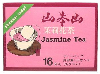 Yamamotoyama - Jasmine Tea 16 Bags