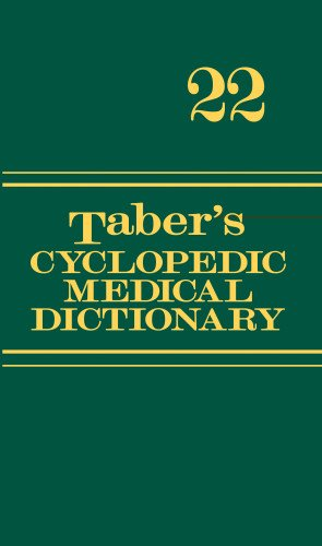 Taber's Cyclopedic Medical Dictionary (Thumb-indexed Version)