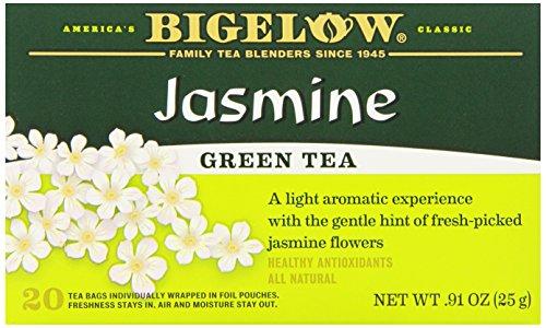 Bigelow Green Tea with Jasmine 20 Bags