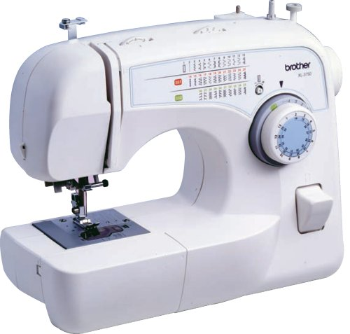 Brother XL-3750 Convertible 35-Stitch Free-Arm Sewing Machine