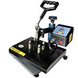 ePhotoInc Swing Away 9 x 12 T Shirt Heat Press Machine