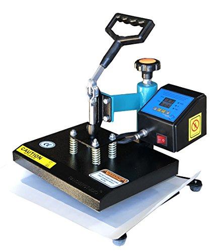 """Fancierstudio Power Heat Press Heat Press Swing Away Heat Press 9""""x12"""""""
