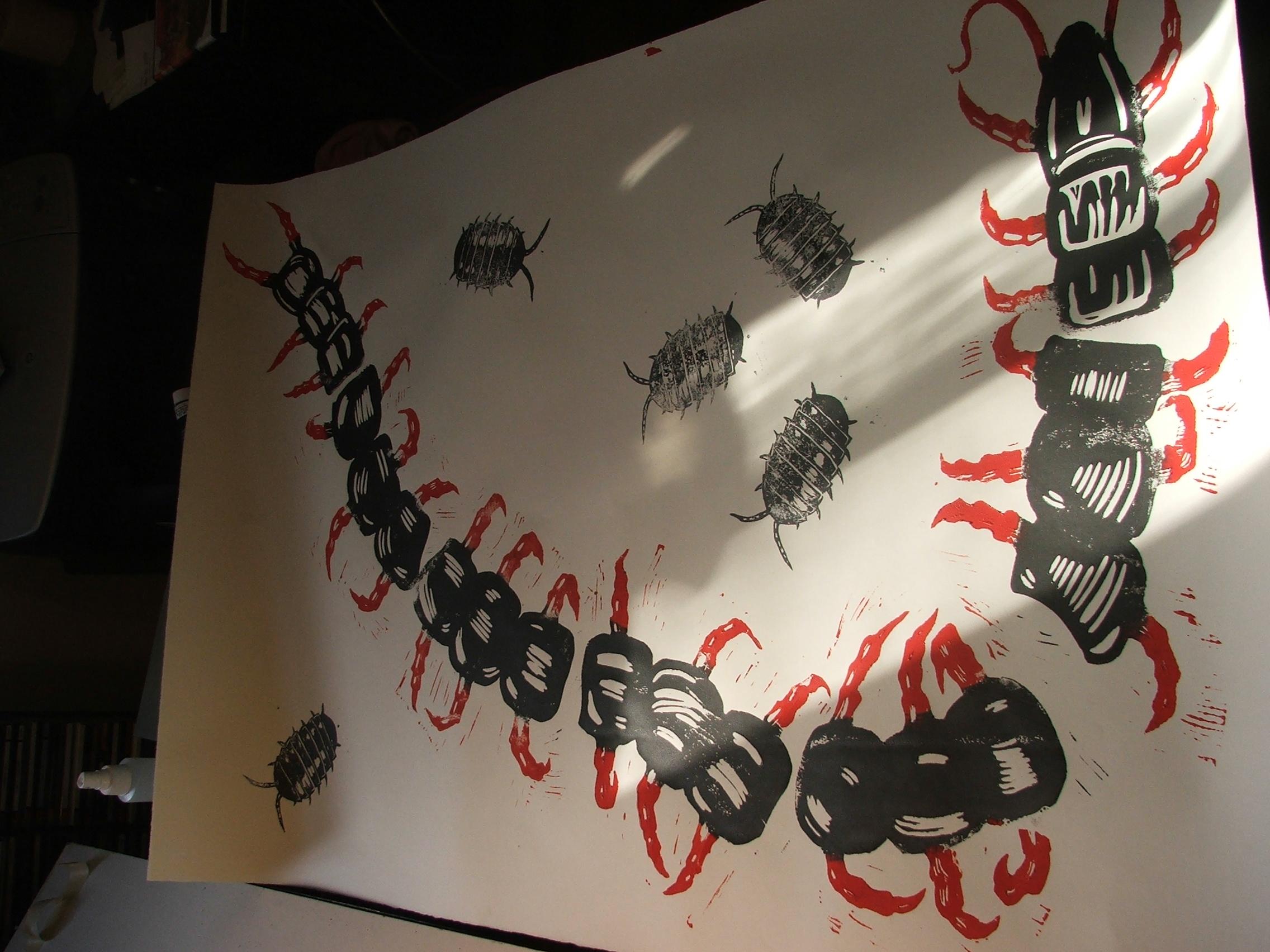 Centipede&PillBugs