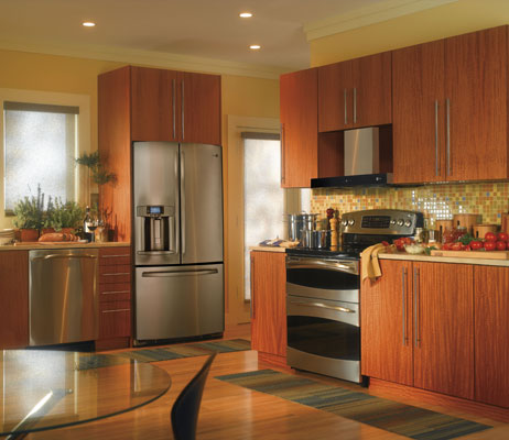 Kitchen cabinet supplier and installer in Olds.