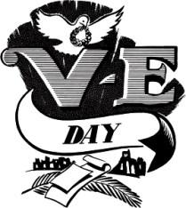 VE Day, 1945