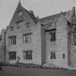 1936c, Abbey Grange, west elevation (G O'Hanlon)
