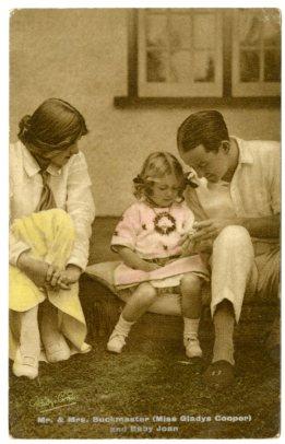 Buck, Gladys & Joan, c.1912