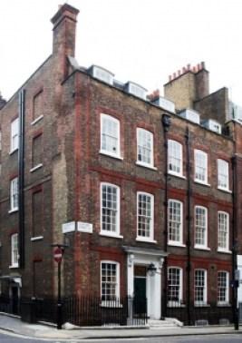 Buck's Club, 18 Clifford Street.