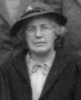 Ruth Gervis (art teacher 1941-1953)